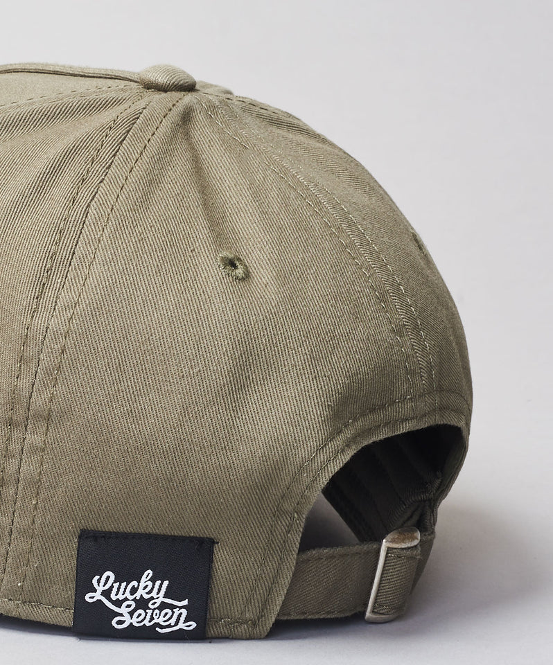 The Vintage Baseball- Khaki