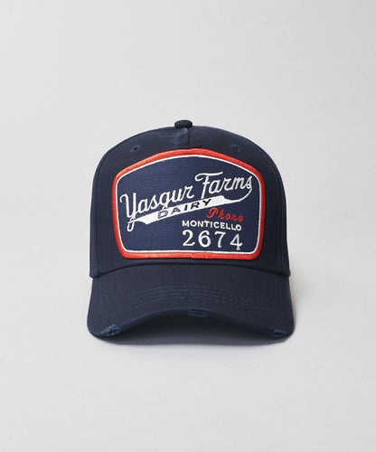 Woodstock Yasqur Baseball- Navy