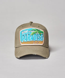 Fortnite Paradise Baseball- Khaki