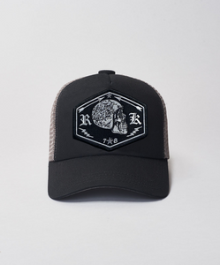 Rum Knuckles 78 Trucker