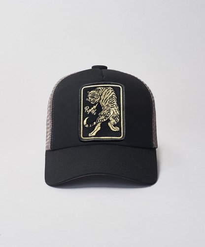 Rum Knuckles Tiger Trucker