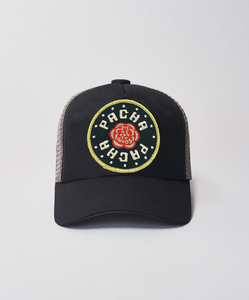 Pacha Pin Badge Trucker