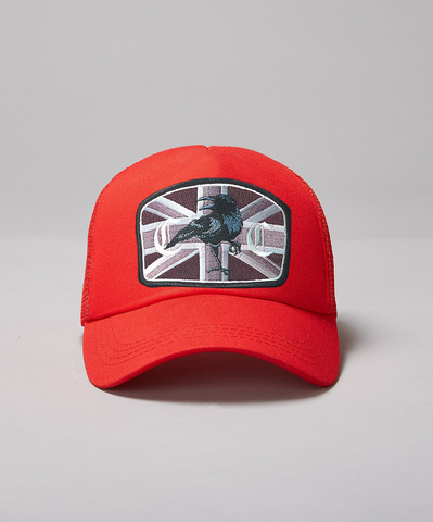 RK Union Jack Raven Trucker