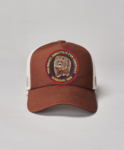 Rocky Mountain Trucker- Brown