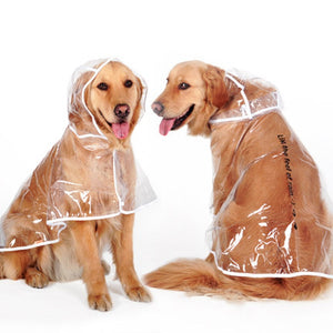 Doggie Raincoat - Medium Breeds - The Creature Getup