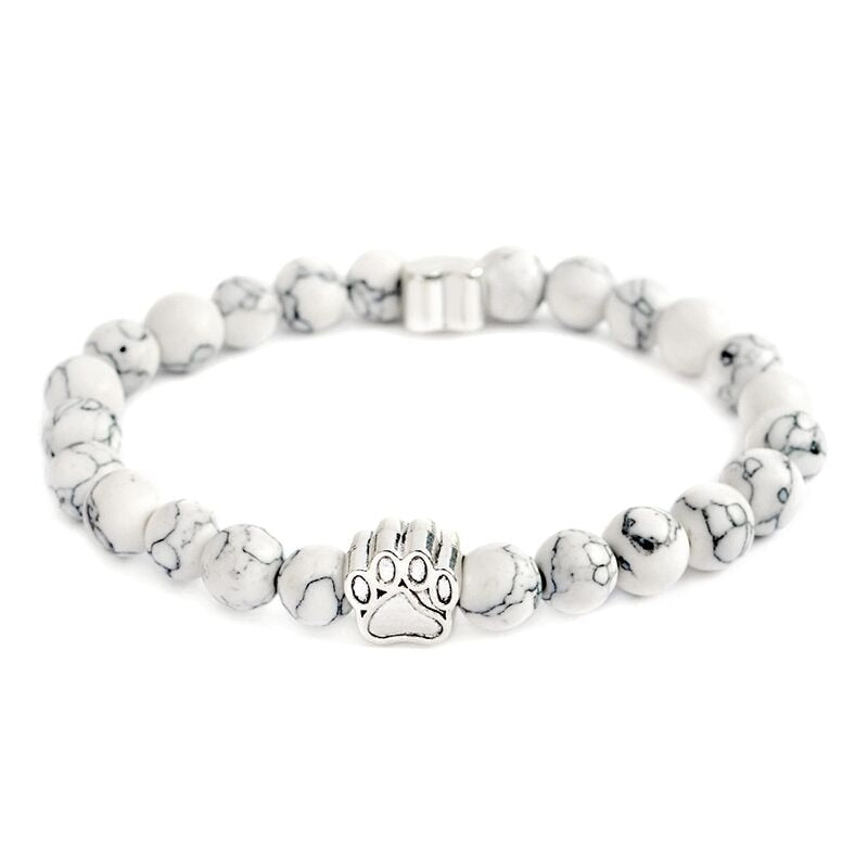 Paw & Heart Memorial Bracelet - The Creature Getup
