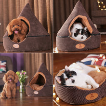 Soft Yurt Tent Pet Bed - The Creature Getup