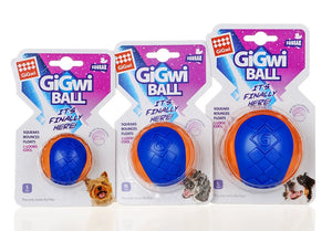 Gigwi Ball NON-TOXIC Chew Toy - The Creature Getup
