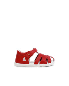 I Walk Tropicana Closed Sandal Rio Red