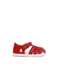 I Walk Tidal Closed Sandal Rio Red