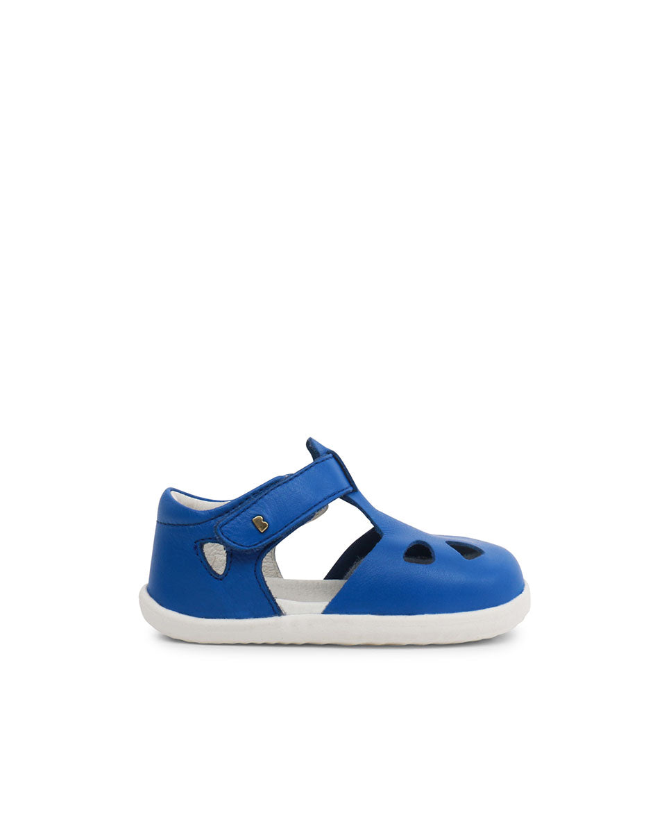 Step Up Zap Closed Sandal Sapphire