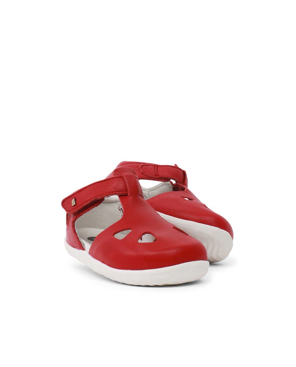 Step Up Zap Closed Sandal Rio Red
