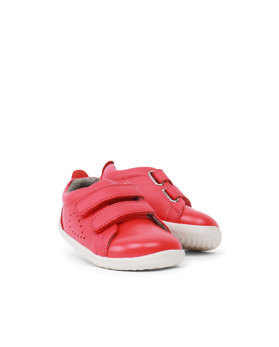 Step Up Grass Court Casual Shoe Watermelon
