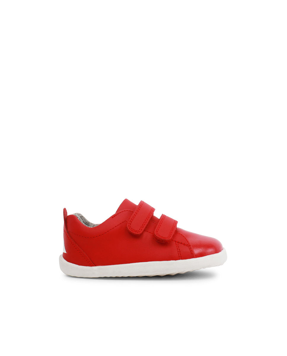 Step Up Grass Court Waterproof Red