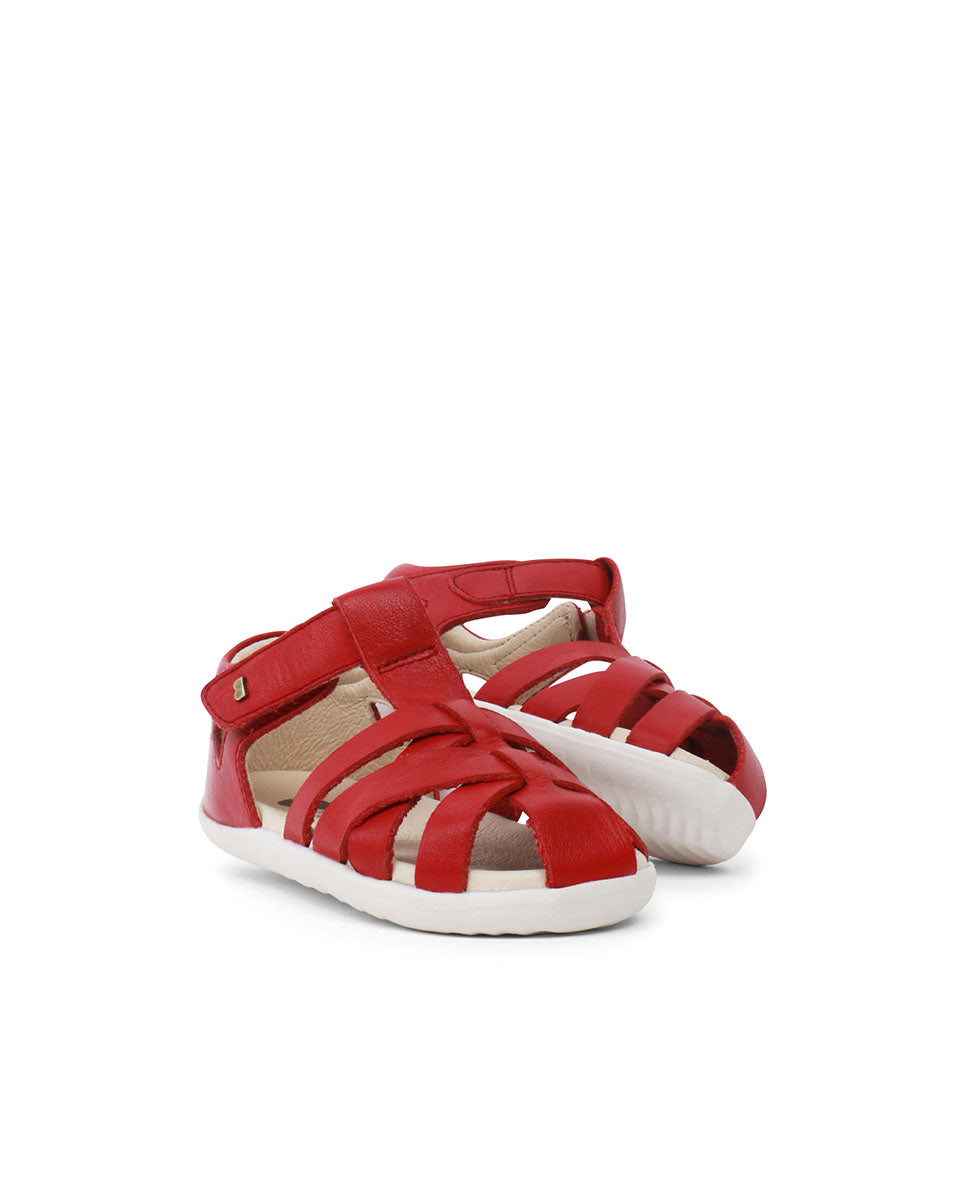 Step UP Tropicana Closed Sandal Rio Red