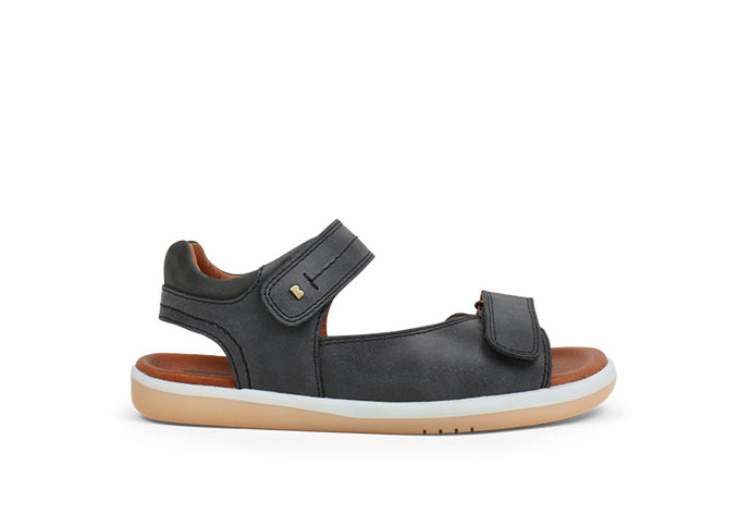 KID+ Driftwood Sandal Black