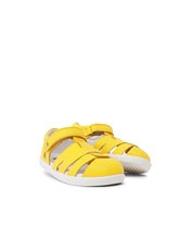 KID+ Tidal Closed Sandal Yellow