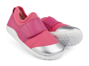 IW Dimension II Trainer Fuchsia + Silver