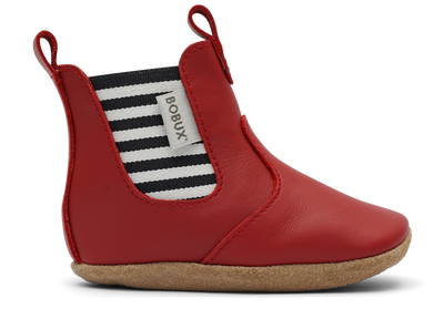 Soft Sole Jester Red