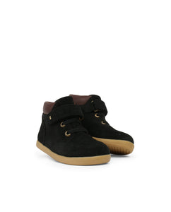 KID+Timber Boot Black