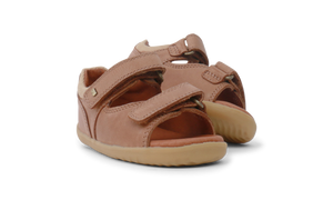 Step Up Driftwoood Sandal Caramel