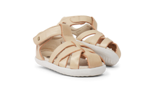 Step UP Tropicana Closed Sandal Gold