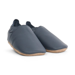 Soft Sole Navy Simple Shoe