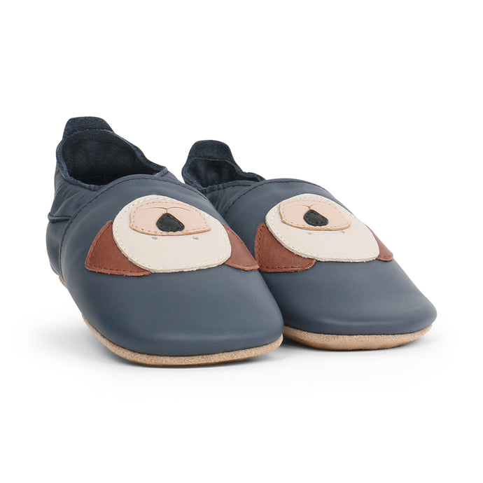 Soft Sole Puppy Navy