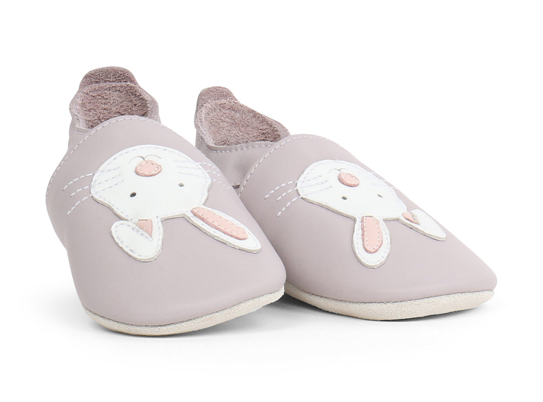 Soft Sole Lilac Rabbit