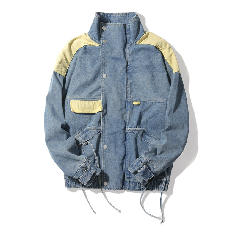 The Street Denim Jacket