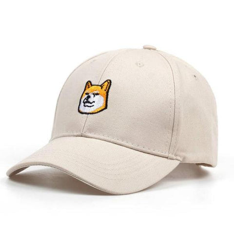 The Dog Face Dad Hat