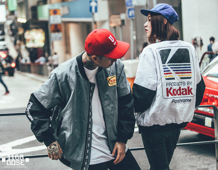 The Japanese Hip Hop Kodak Bomber