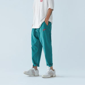The Drawstring Loose Pants