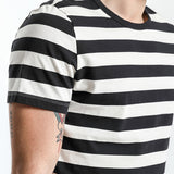 The Simwood Stripe Slim Tee