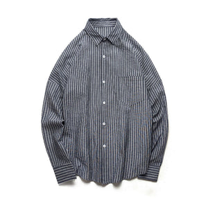 The Stripe Long Shirt