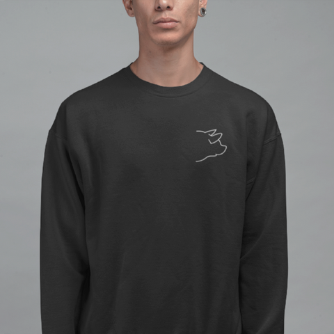 Super Pig Crew Neck Sweat