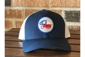 Texas Fly Wild Patch Trucker Hat-Trucker Hats-Fly Wild Outfitters