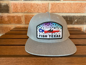 Two Dove Five Panel Texas Trout