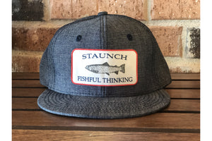 Cape Flat Bill-Trucker Hats-Fly Wild Outfitters