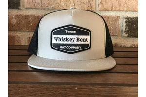 Whiskey Bent Texas Whiskey-Trucker Hats-Fly Wild Outfitters