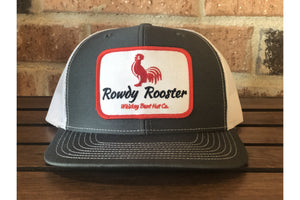 Whiskey Bent Rowdy Rooster-Trucker Hats-Fly Wild Outfitters