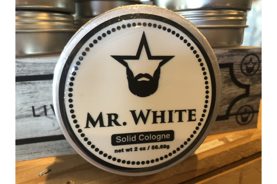 West Texas Beard Co. Solid Cologne-Cologne-Fly Wild Outfitters