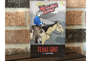 Wilder Good Texas Grit Book-Books-Fly Wild Outfitters