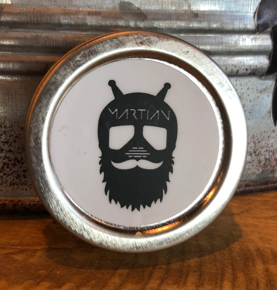 Martian Beard Wax