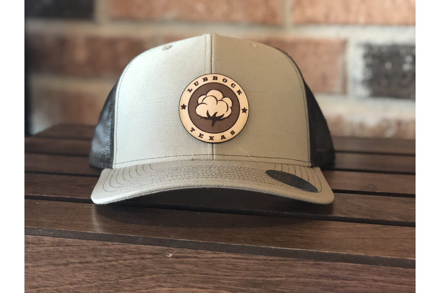 Cotton Trucker-Trucker Hats-Fly Wild Outfitters