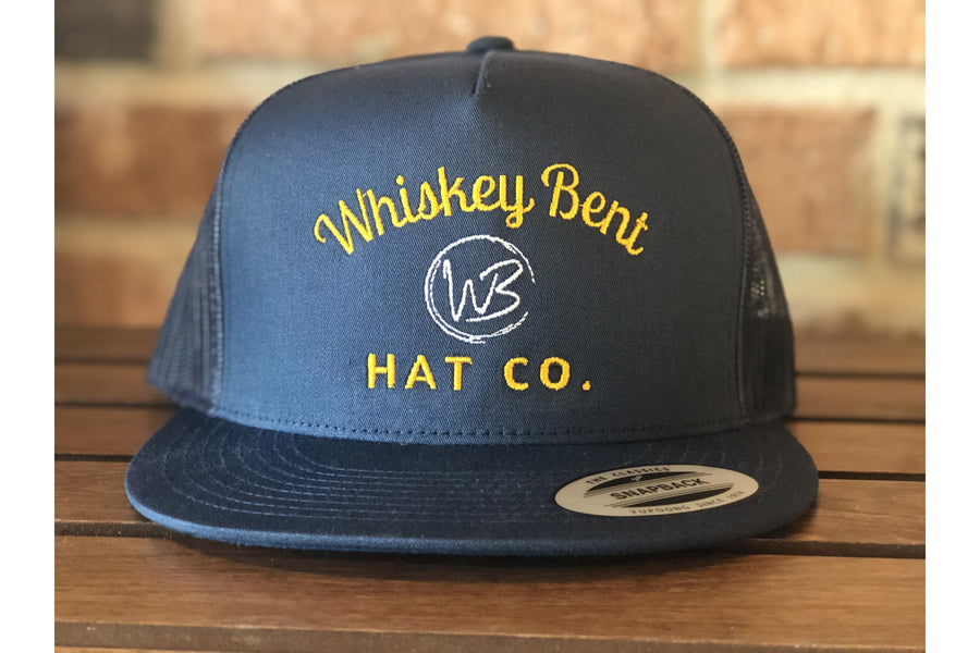 Whiskey Bent Classic Trucker-Trucker Hats-Fly Wild Outfitters
