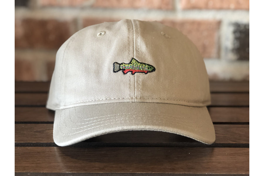 Yewchati Cotton Trout Hat-Cloth Hats-Fly Wild Outfitters