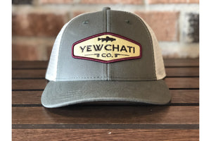 Yewchati Trucker Patch Hat-Trucker Hats-Fly Wild Outfitters