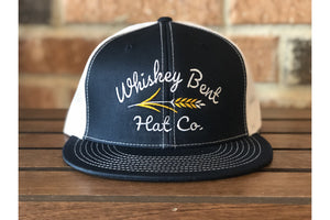 Whiskey Bent O'Bannon-Trucker Hats-Fly Wild Outfitters