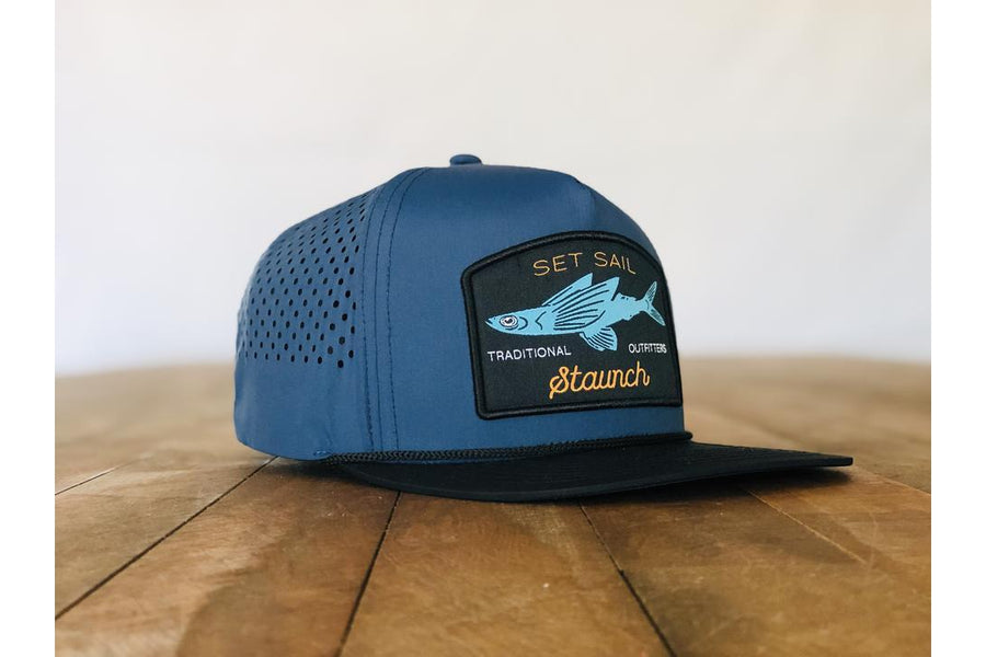 Staunch Set Sail Trucker Hat-Trucker Hats-Fly Wild Outfitters